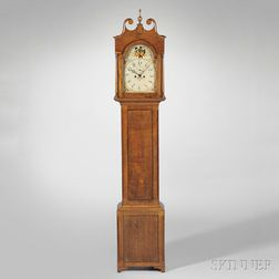 Pennsylvania Cherry Tall Clock