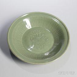 Longquan Celadon Bowl Plate