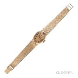 18kt Gold Wristwatch