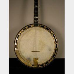 American Tenor Banjo, Gibson Incorporated, Kalamazoo, 1929, Model TB-6