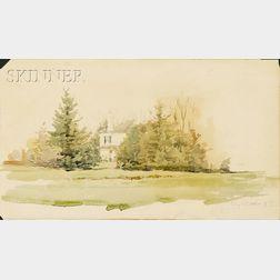 Ross Sterling Turner (American, 1847-1915)      Cambridge House