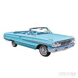 1964 Ford Galaxie Convertible