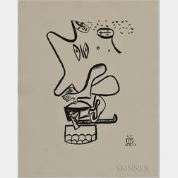 Le Corbusier (French/Swiss, 1887-1965)      Plate 17