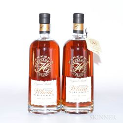 Parkers Heritage Collection Wheat Whiskey 13 Years Old, 2 750ml bottles