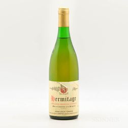 J.L. Chave Hermitage Blanc believed to be 1985, 1 bottle