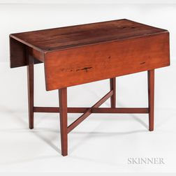 Cherry Drop-leaf Table
