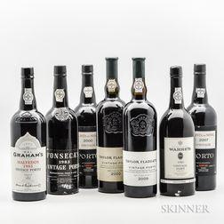 Mixed Port, 7 bottles