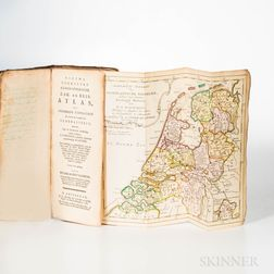 Bachiene, Willem Albert (1712-1783) Nieuwe Kerkelyke Geographiesche Zak- en Reis-Atlas.