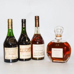 Delamain, 4 bottles (oc)