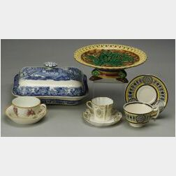 Five Wedgwood Assorted Items