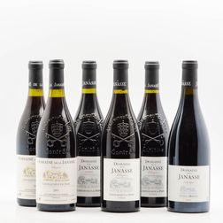 Domaine de la Janasse, 6 bottles