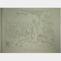 Darley's Illustrations for The Scarlet Letter