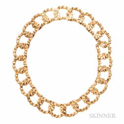 18kt Gold Necklace, Angela Cummings