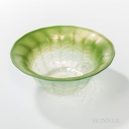 Tiffany Favrile Bowl