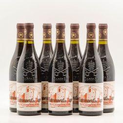Domaine Pierre Usseglio Chateauneuf du Pape 1998, 7 bottles