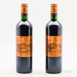 Chateau dIssan 2005, 2 bottles