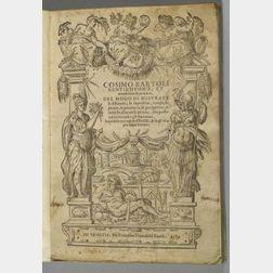 Bartoli, Cosimo (c. 1503-1572)
