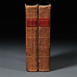Lewis, Meriwether (1774-1809) and William Clark (1770-1838) History of the Expedition Under the Command of Captains Lewis and Clark, to