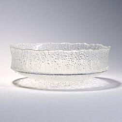 Iittala Glass Center Bowl