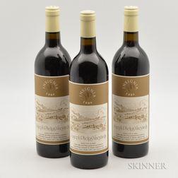 Phelps Insignia 1986, 3 bottles