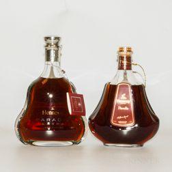 Hennessy, 2 bottles (oc)