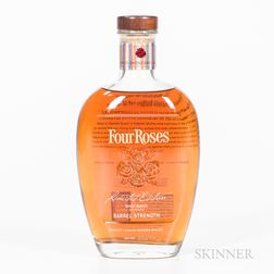 Four Roses Limited Edition Small Batch Barrel Strength, 1 750ml bottle