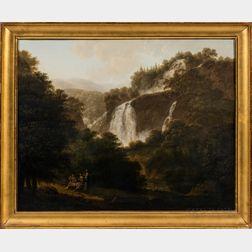 Johann Kaspar Kuster (Swiss, 1747-1818)      Arcadian Landscape