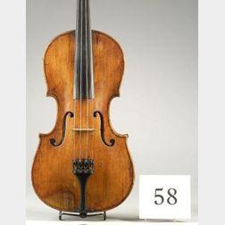Italian Violin, Testore Family, c.1740