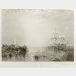 Turner, James Mallord William (1775-1851), and Monkhouse, William (1840-1901)