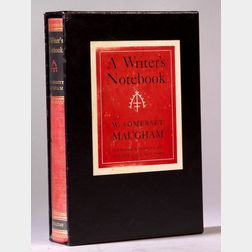 Maugham, William Somerset (1874-1965), Signed copy