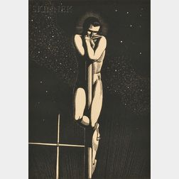 Rockwell Kent (American, 1882-1971)      Masthead