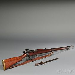 Lee-metford Bolt Action Rifle
