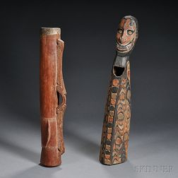 Two New Guinea Musical Instruments
