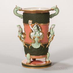 Minton Porcelain Aesthetic Chinese-style Vase