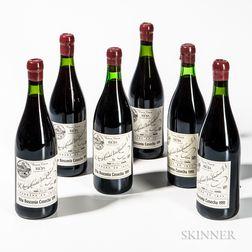 R. Lopez de Heredia Vina Bosconia Gran Reserva 1991, 6 bottles