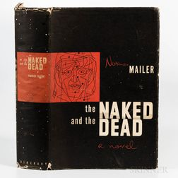 Mailer, Norman (1923-2007) The Naked and the Dead  , First Edition.