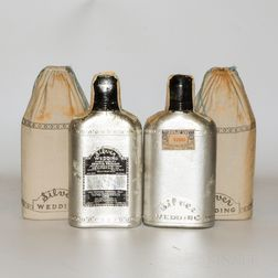 Silver Wedding 15 Years Old 1916, 4 pint bottles (oc)