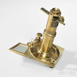 Adams Solar Projection Microscope