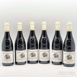 Pierre Usseglio Chateauneuf du Pape Cuvee de Mon Aieul 2009, 6 bottles