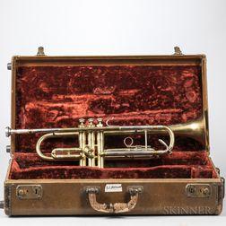 Trumpet, Buescher True Tone Custom Built Aristocrat, Elkhart