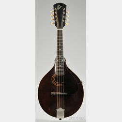 American Mandolin,  Gibson Mandolin-Guitar Company, Kalamazoo, 1918, Style A2