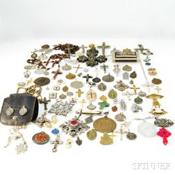 Group of Christian Jewelry