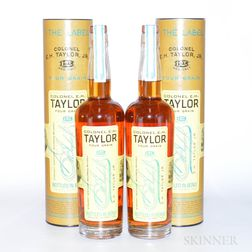 Colonel EH Taylor Four Grain, 2 750ml bottles (ot)
