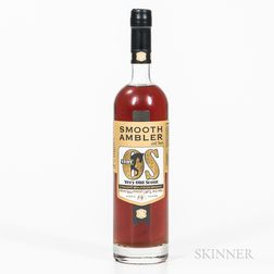 Smooth Ambler Very Old Scout 19 Years Old, 1 750ml bottle