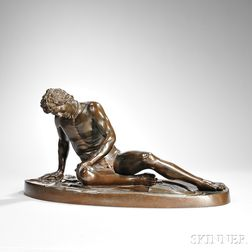 Grand Tour Figure of the Dying Gaul