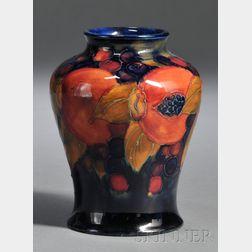 Moorcroft Pottery Vase
