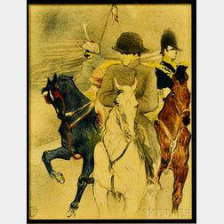 After Henri de Toulouse-Lautrec (French, 1864-1901)      Napoleon