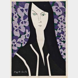 Kiyoshi Saito (Japanese, 1907-1997)      Pansy