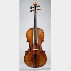 Modern German Violin, F.R. Enders Workshop, Markneukirchen, c. 1920
