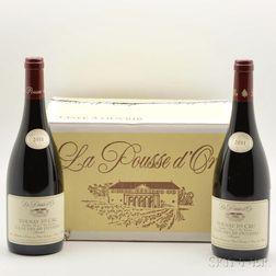 Pousse dOr Volnay Clos des 60 Ouvrees 2011, 6 bottles (oc)